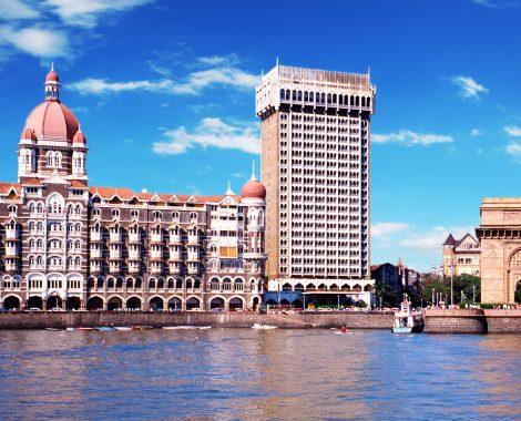 ATRB7W Mumbai / Hotel Taj Mahal Palace